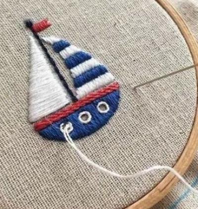 Текстильная мастерская для детей