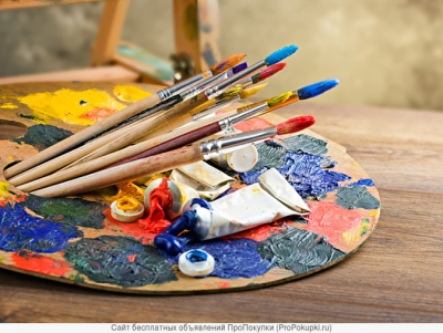 """Студия живописи для детей. """"Художка"""""""